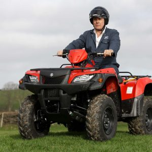 ATVs - Sit-in and Sit-Astride